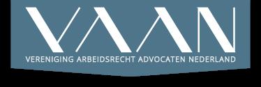 VAAN logo Vereniging Arbeidsrecht Advocaten Nederland | Claves Advocaten